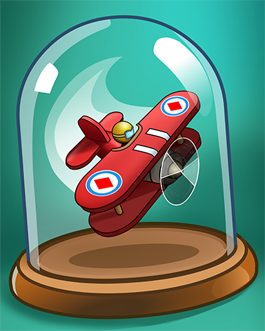 Glass Wings Badge - Aces Up! HD