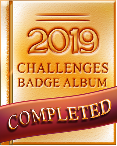 Pogo 2019 Album Badge