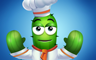 Chef Level 1 Badge - Poppit! Party