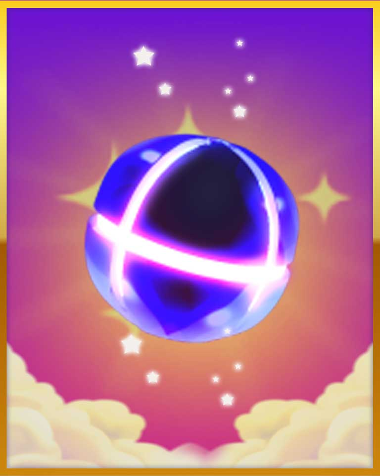 Dark Matter Badge - Bejeweled Stars