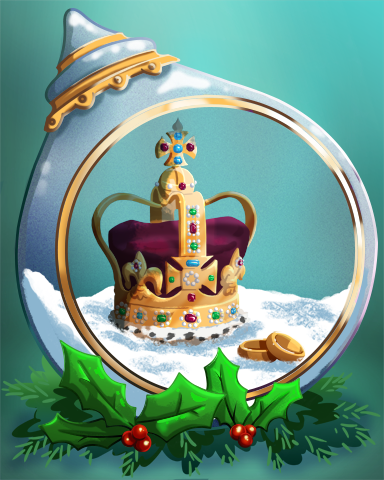 Regal Holiday Badge - Royal Wedding: One Year Later