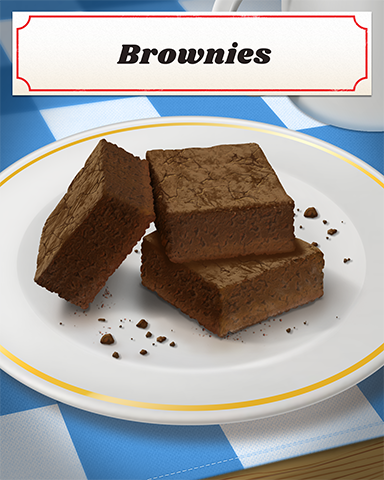 Brownies Badge - Canasta HD