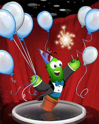 Poppit! Birthday Badge - Poppit!™ HD