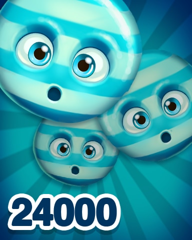 Blue Cookie 24000 Badge - Cookie Connect