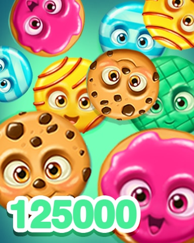 Cookie 125000 Badge - Cookie Connect
