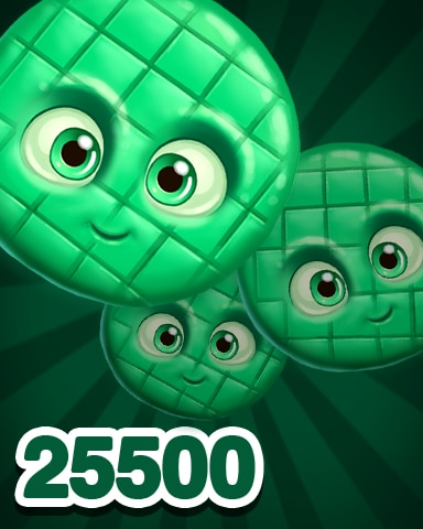 Green Cookie 25500 Badge - Cookie Connect