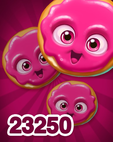 Red Cookie 23250 Badge - Cookie Connect