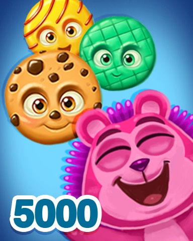 Move 5000 Badge - Cookie Connect