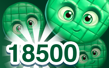 Green Cookie 18500 Badge - Cookie Connect
