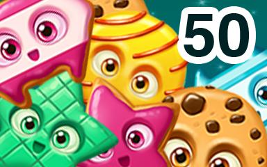 5-Moves 50 Badge - Cookie Connect