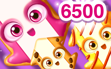 Cookie Power 6500 Badge - Cookie Connect
