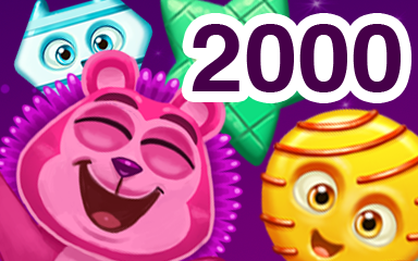 Move 2000 Badge - Cookie Connect