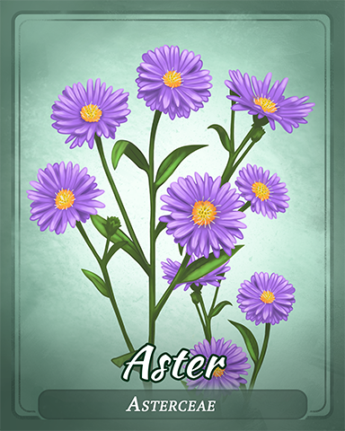 Aster Badge - Tri-Peaks Solitaire HD