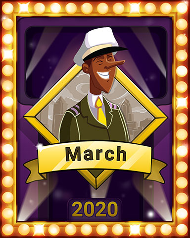 First Class Frolic Lap 3 Badge - First Class Solitaire HD