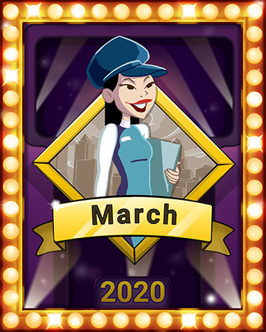 First Class Frolic Lap 1 Badge - First Class Solitaire HD