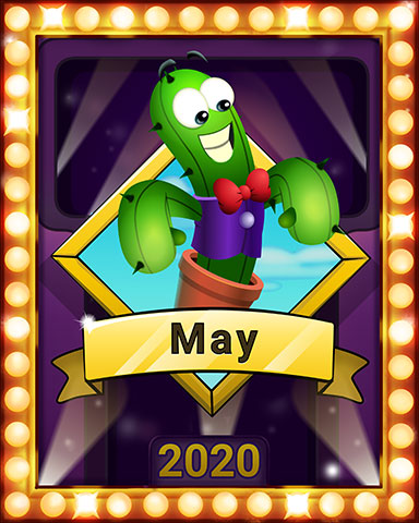 May Popathon, Lap 3 Badge - Poppit!™ HD