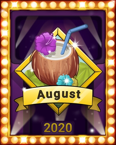 Summer Vacation Lap 3 Badge - Snowbird Solitaire