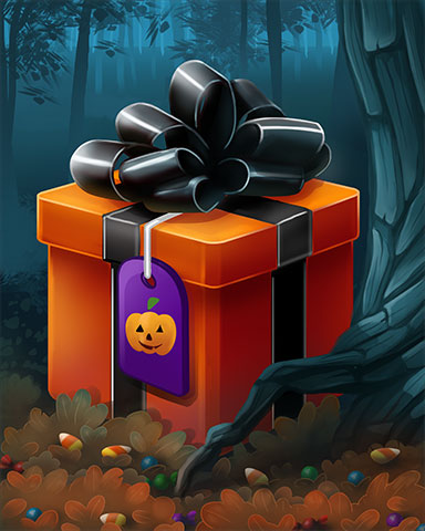 Pogo Ghostly Gift Badge