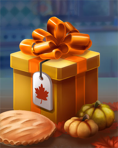 Pogo Thanksgiving Reward Surprise Badge