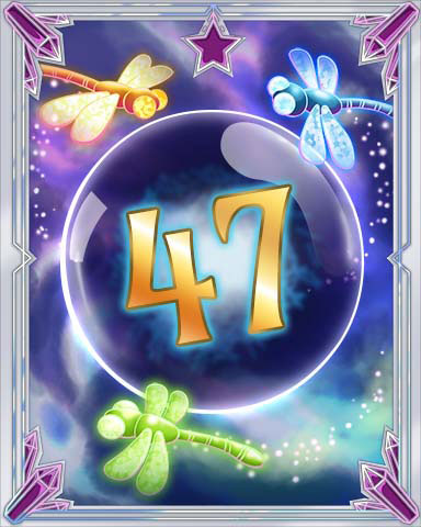 Magic Dragonfly 47 Badge - Canasta HD