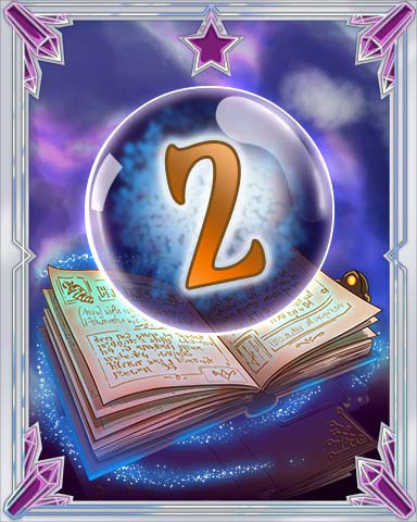 Spellbook Vol. 2 Badge - Sweet Tooth Town