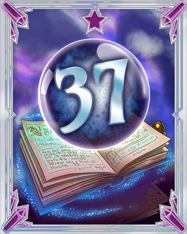 Spellbook Vol. 37 Badge - Cookie Connect