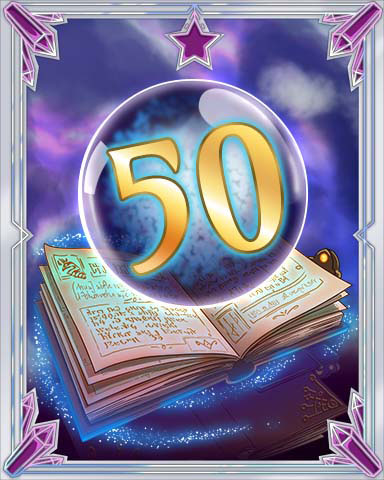 Spellbook Vol. 50 Badge - Jungle Gin