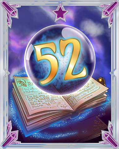 Spellbook Vol. 52 Badge - Trizzle