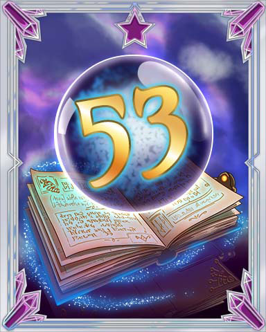 Spellbook Vol. 53 Badge - Trizzle