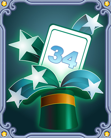 Spring Magic Lap 34 Badge - Phlinx II