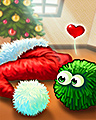 Holiday Love Badge - Chuzzle Slots