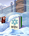 Winter Is Coming Badge - Mahjong Garden HD