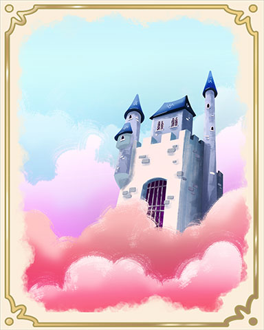 Castle In The Clouds Badge - StoryQuest