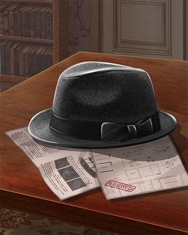 Spy Style Badge - CLUE Secrets & Spies