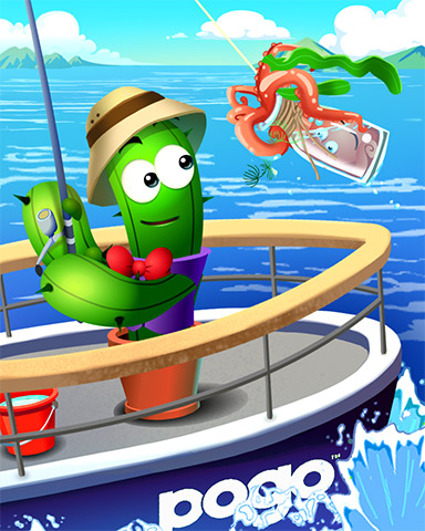 Spike's Catch Badge - Poppit!™ HD
