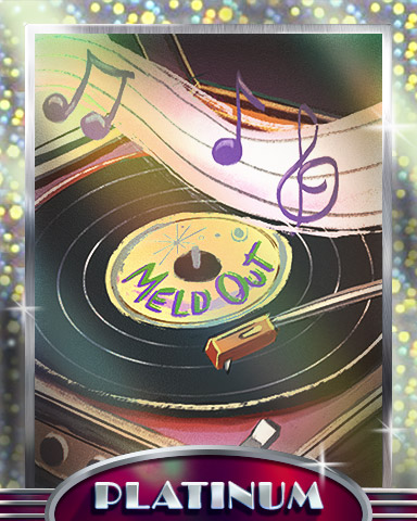 Hip Tunes Platinum Badge - Canasta HD