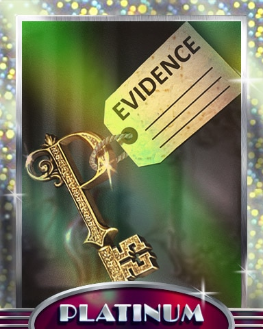 Key Of Secrets Platinum Badge - Claire Hart: Secret In The Shadows
