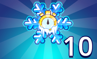 Time Freeze I Badge - Pogo Daily Sudoku