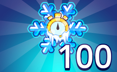 Time Freeze IV Badge - Pogo Daily Sudoku