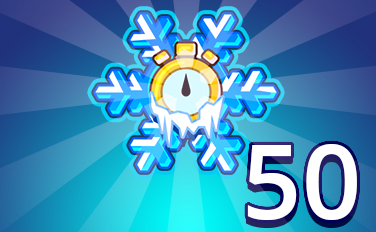 Time Freeze III Badge - Pogo Daily Sudoku