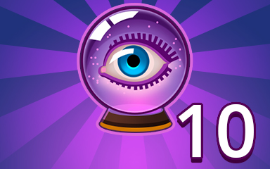 Magic Eye I Badge - Pogo Daily Sudoku
