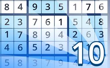 Puzzles I Badge - Pogo Daily Sudoku