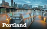 Portland Badge - Cross Country Adventure