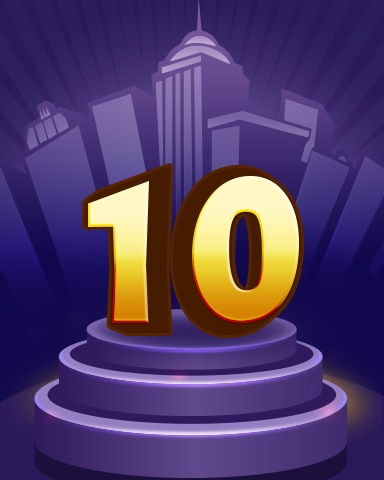 City Clerk Badge - Dice City Roller HD