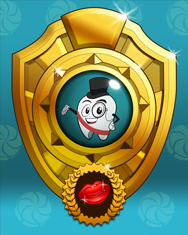 Pogo Mayoral Race Victory Badge
