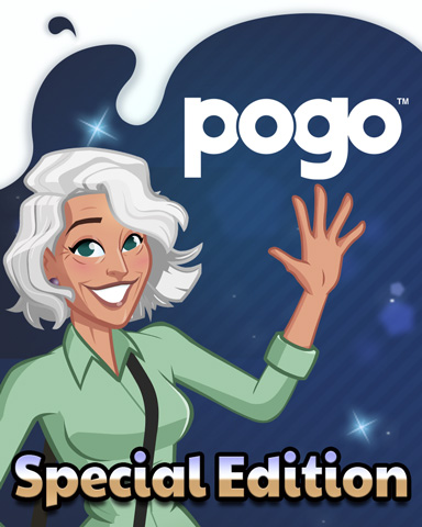Welcome To Pogo Badge