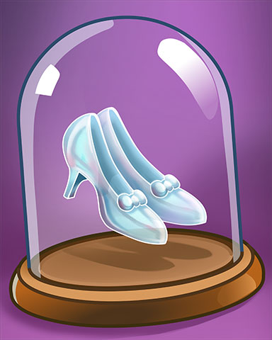 Storied Slippers Badge - StoryQuest