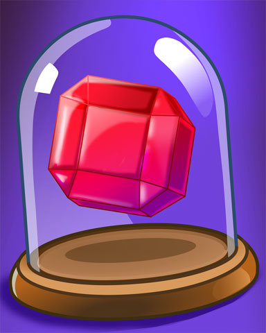 Lucky Jewel Badge - Bejeweled 3