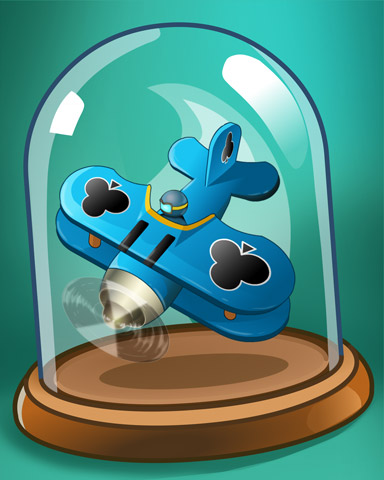 Ace In A Bottle Badge - Aces Up! HD
