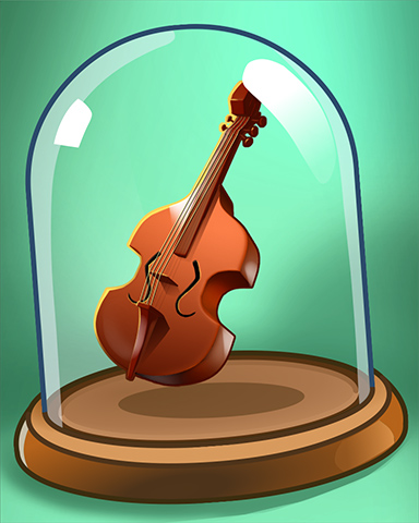 Cello There Badge - Canasta